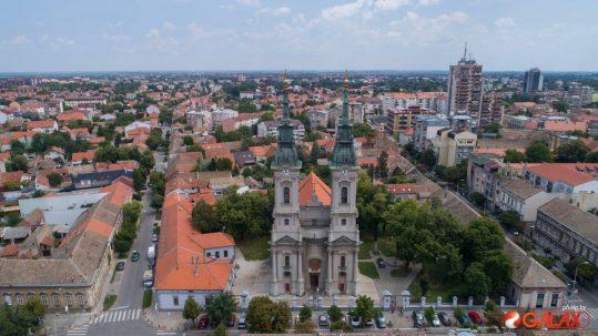 Crkva Uspenja Presvete Bogorodice , Pancevo