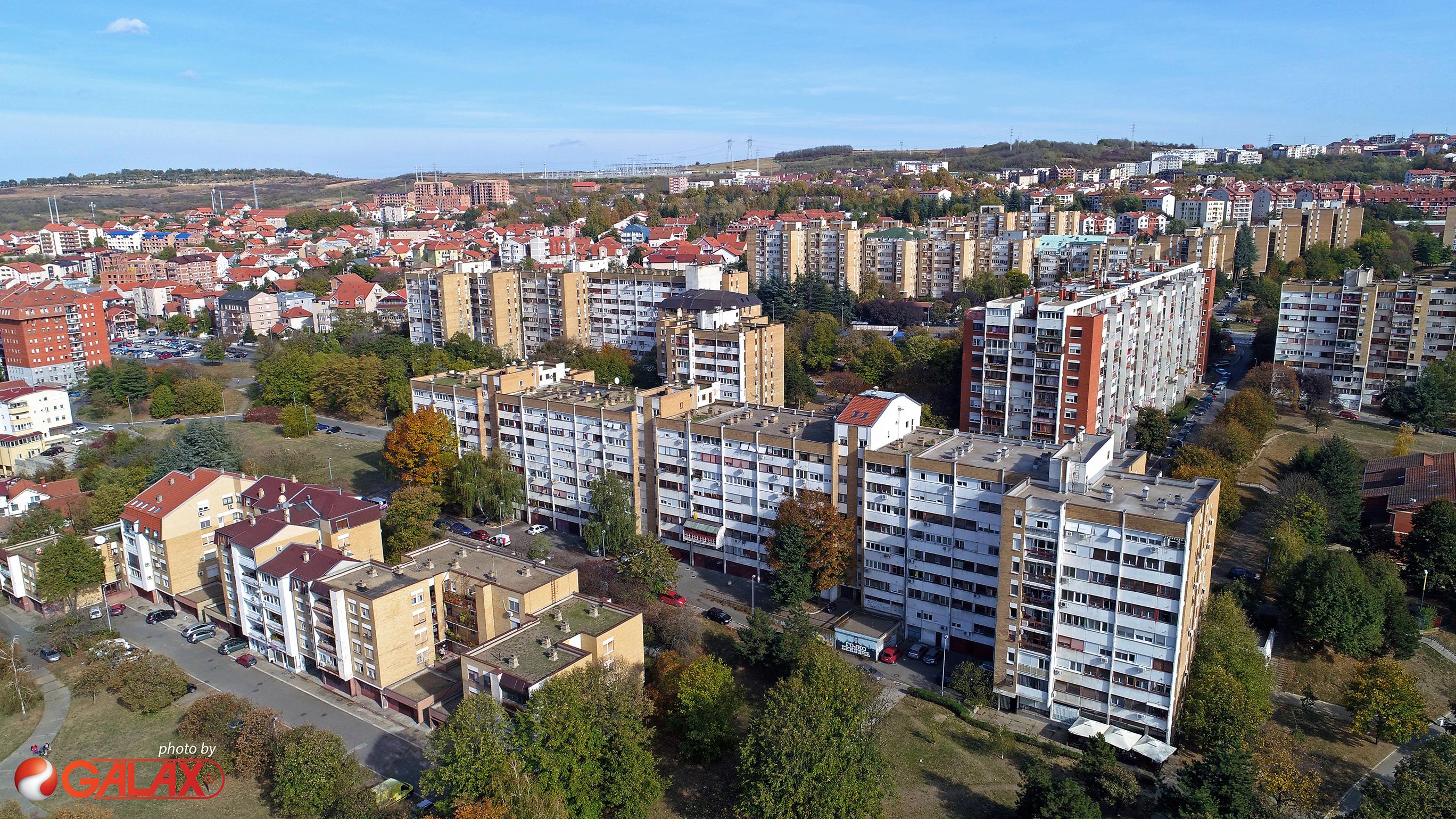 Beogradsko naselje Mirijevo