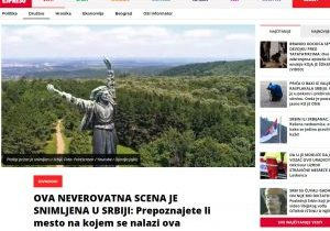 Esspreso portal - Vesti