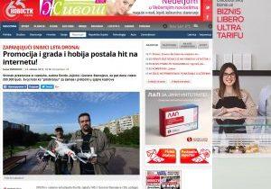 Vecernje Novosti - portal