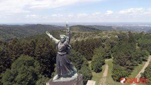 Spomenik Sloboda, Fruska Gora , Vojvodina