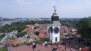 Petrovaradinksa tvrdjava , Novi Sad